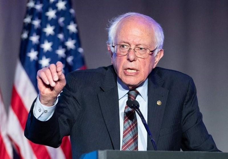 سندرز: میلیاردرها نباید بتوانند انتخابات را بخرند